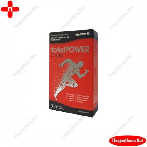 Totalpower Man