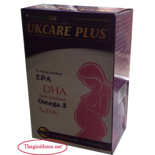UK Care Plus - Bổ cho bà bầu