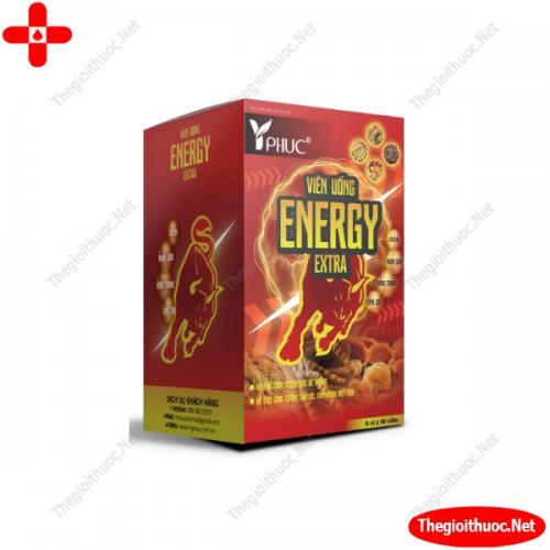 Viên uống Energy Extra Y Phúc