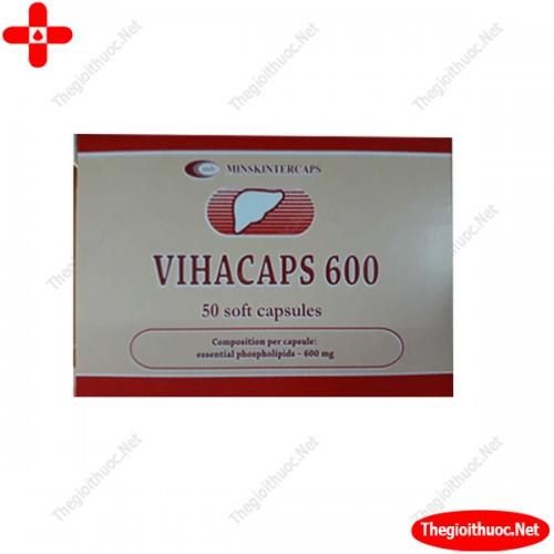 Vihacaps 600mg