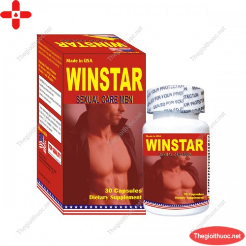 WINSTAR SEXUAL CARE MEN